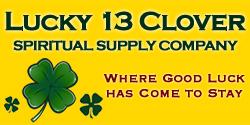 Lucky 13 Clover
