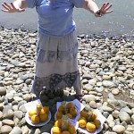 Offering to Ochun by the River