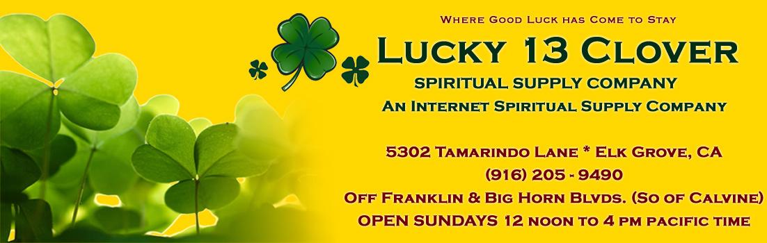 www.lucky13clovr.com