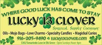 www.lucky13clover.com_elk_grove_ca