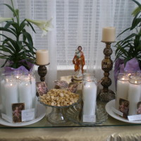 Free Candle Spells   Creating an Altar for Your Candle Magic Spells