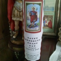 Free Candle Spells   Vigil Service Feast of St. Expedite April 19th