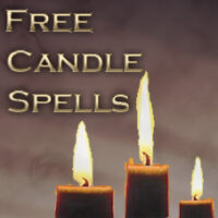 Free Candle Spells Fundraiser Drive 2020